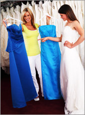 Choosing Bridesmaid Dresses